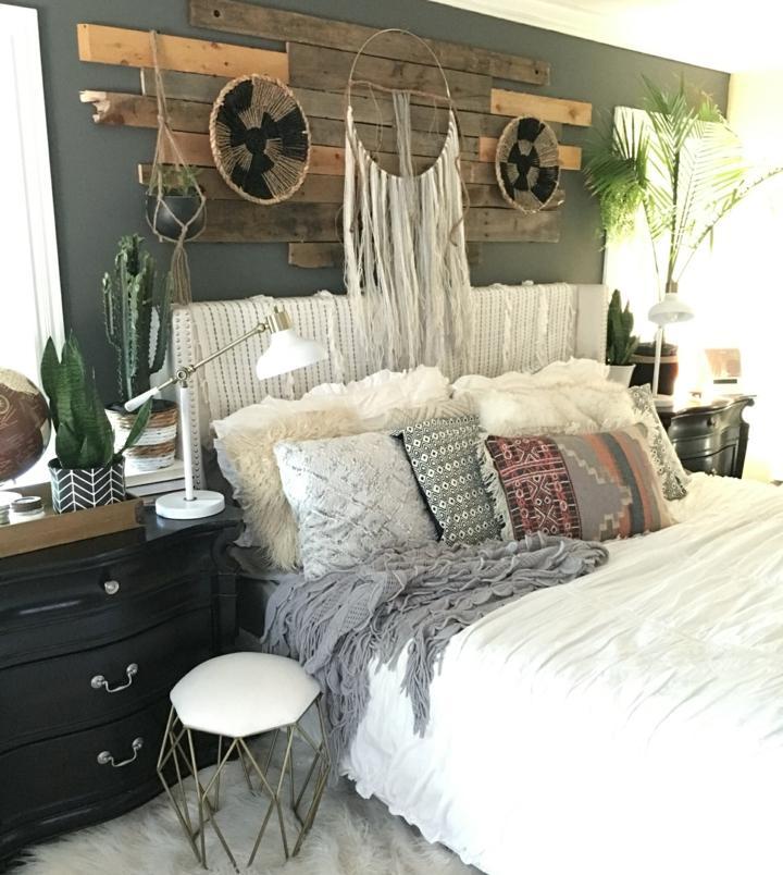 madera reciclada para decorar