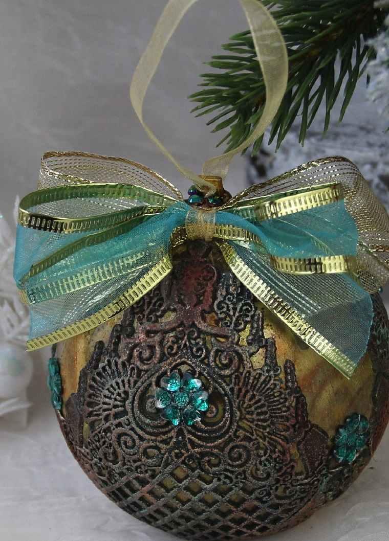 manualidades-navidad-arbol-adornos-bolas
