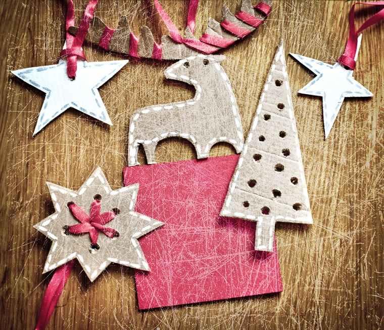 manualidades navidad-arbol-adornos-estilo