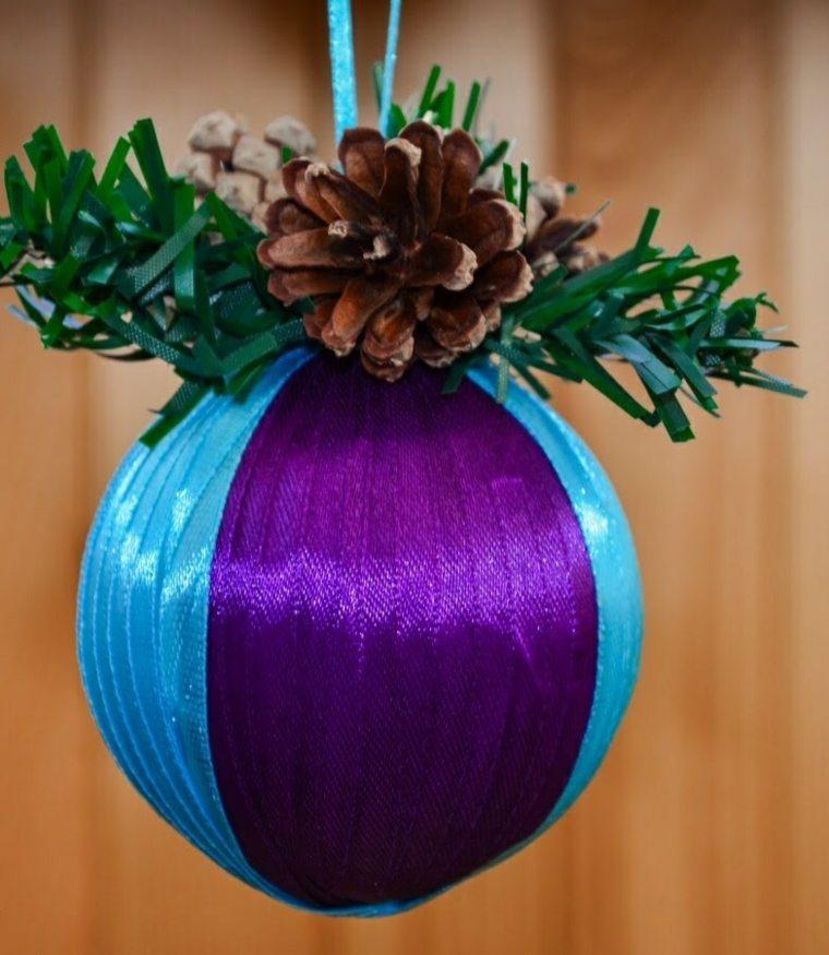 manualidades-navidad-opciones-bola-lazos