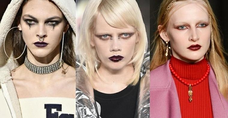 maquillaje-labios-en-colores-fuertes