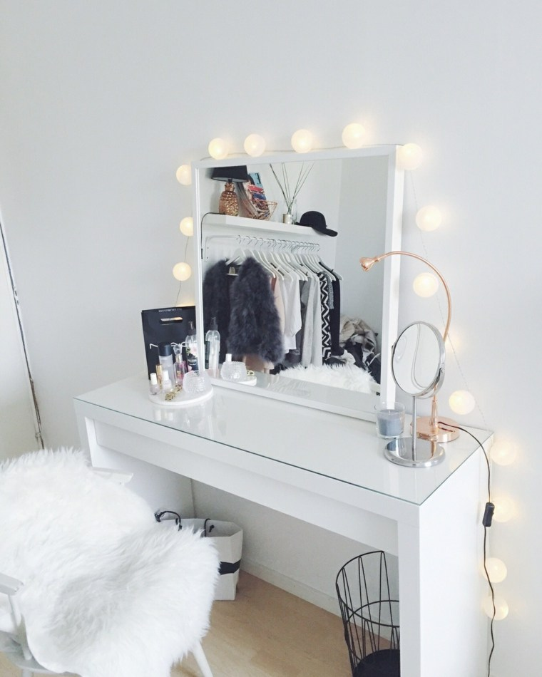 Tocadores de maquillaje para un maquillaje profesional en casa -