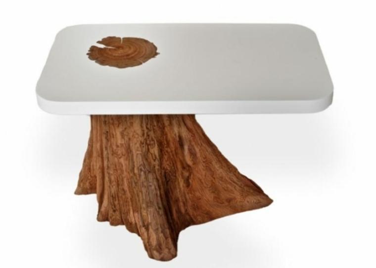 muebles de diseno mesa-arbol
