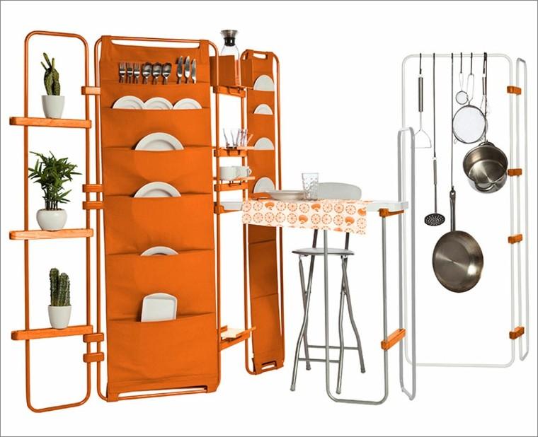 muebles diseño cocinas modernas