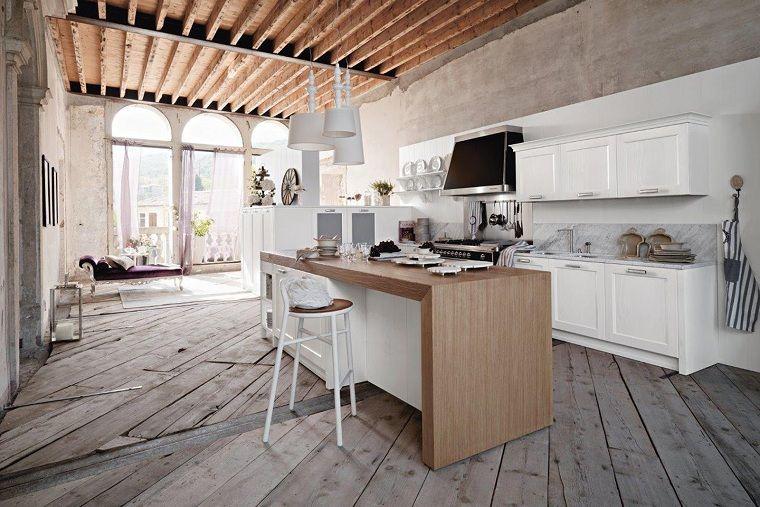 muebles-rusticos-cocina-combinacion-detalles-moderno