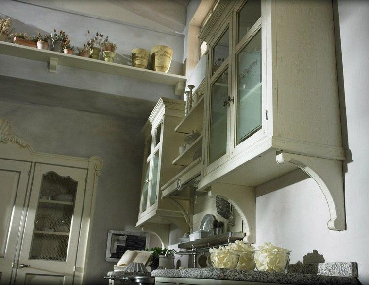 muebles rústicos-cocina-diseno-acabados-muebles