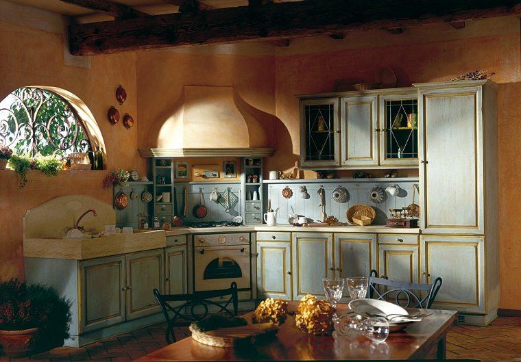 muebles-rusticos-cocina-diseno-original-bello