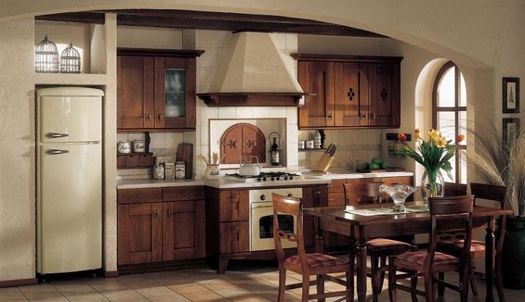 muebles-rusticos-cocina-disenos-comedor-ideas