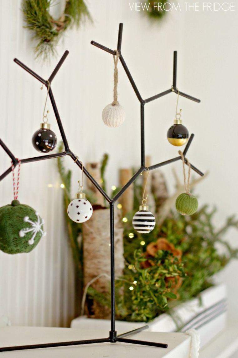 originales adornos de Navidad