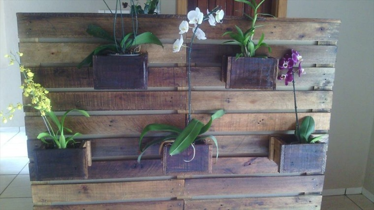 plantador de madera