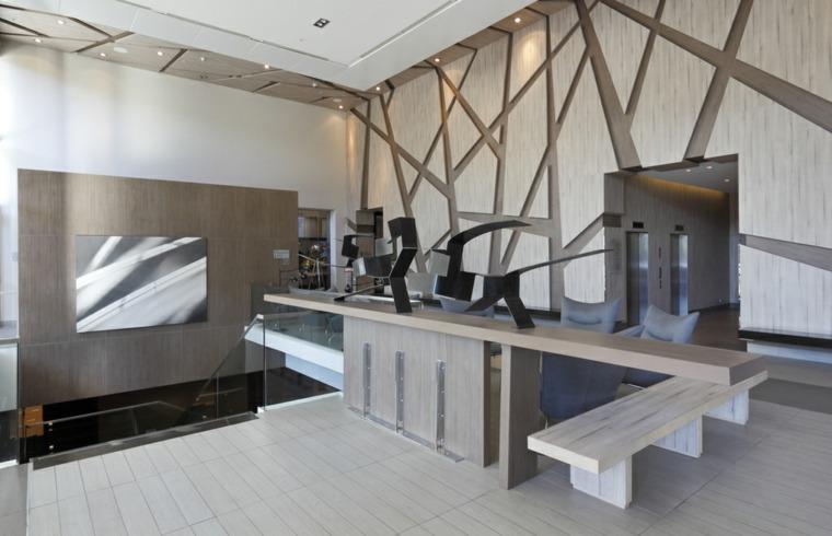 panel diseño concepto moderno