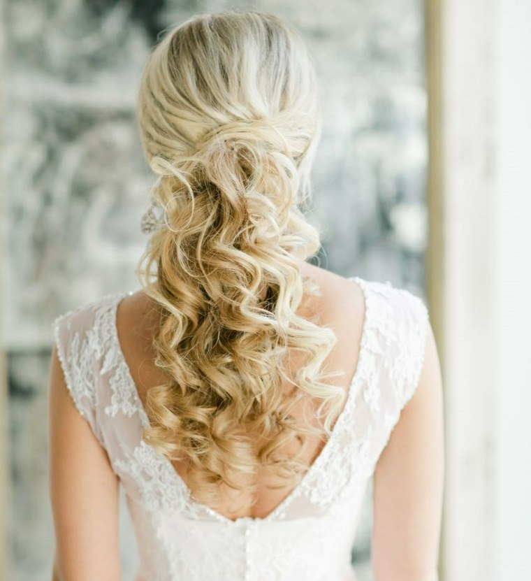 peinados de comunión-ideas-chicas-estilo-clasico
