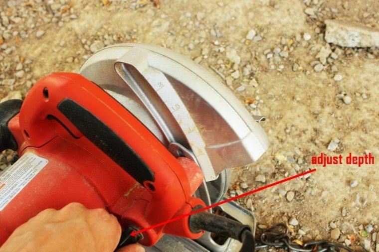 pergola ideas cortando madera