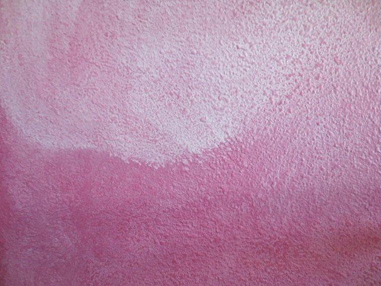 pinturas modernas-opciones-esponjado-colores-rosa