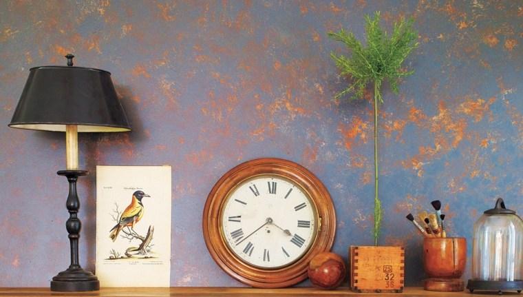 pinturas modernas-opciones-esponjado-parded-original