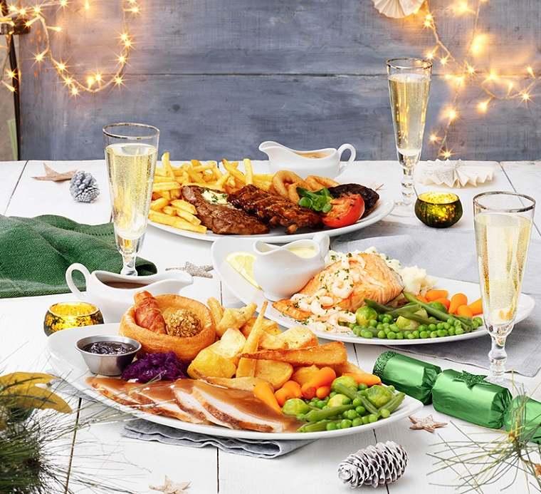 que-hacer-en-navidad-consejos-fiesta-navidena-comida