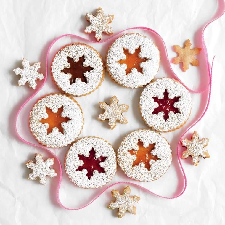 recetas-de-navidad-faciles-galletas-arandano