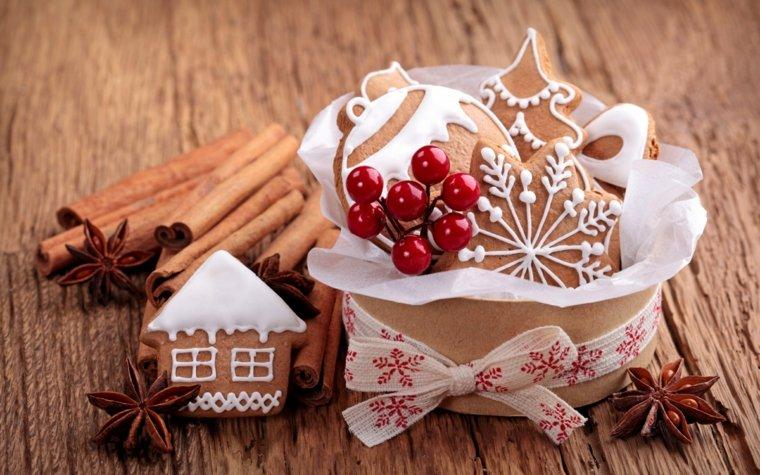 recetas para navidad fáciles-opciones-galletas