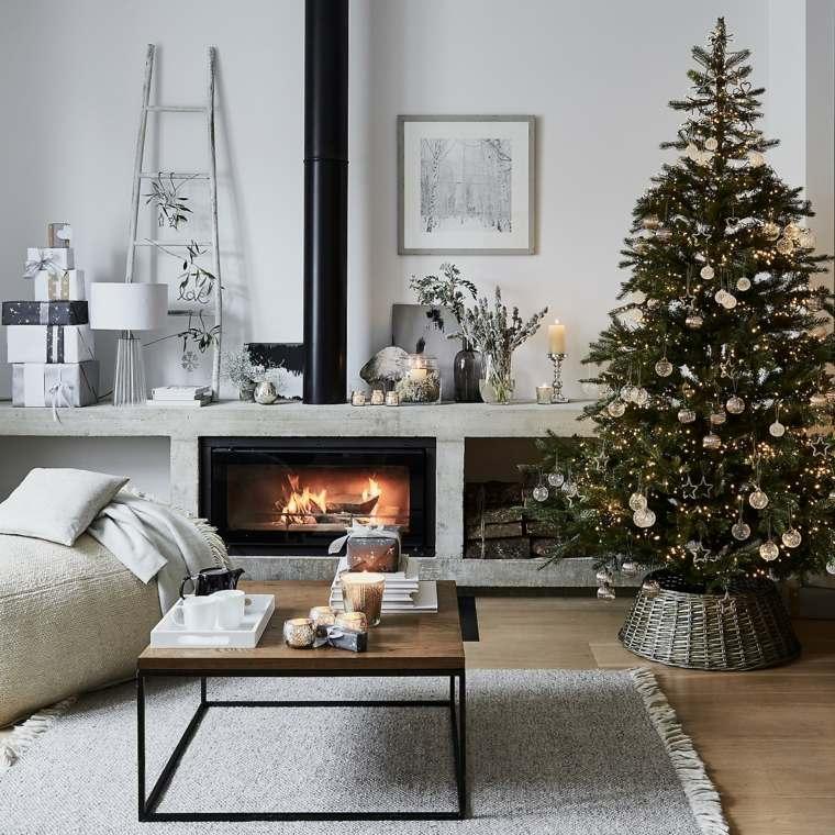 decoración navideña para interiores