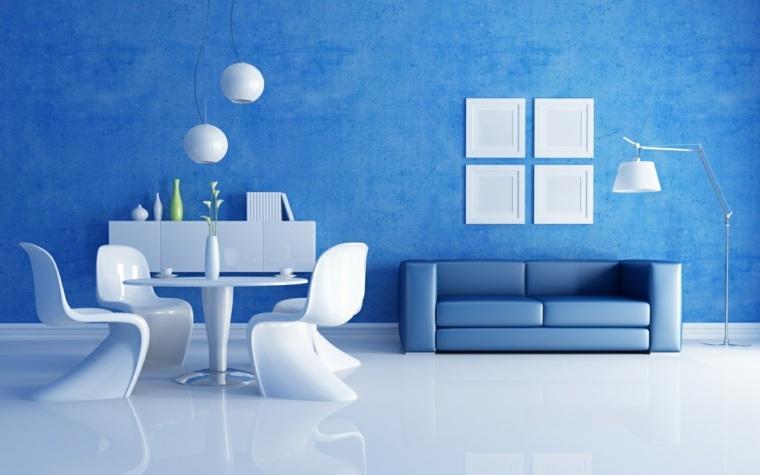 salon-pintado-de-azul