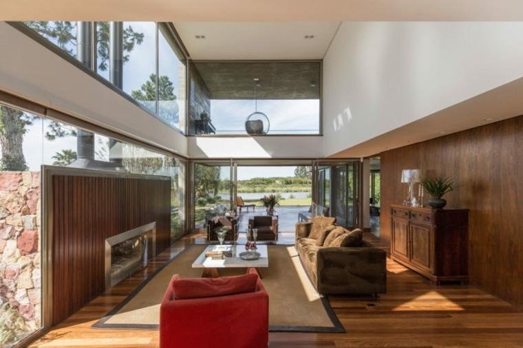 salones-modernos-Rmk!-Arquitetura-Marina-Ilha-Verde-Pelotas-Brazil