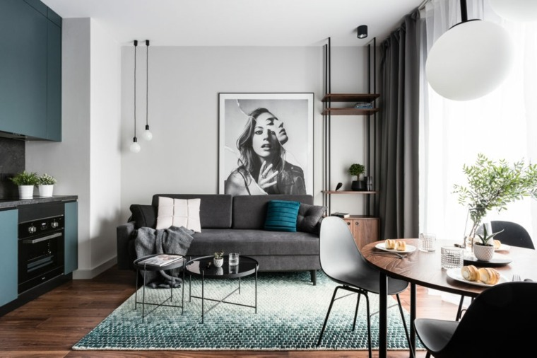 salones modernos-diseno-2017-Gdańsk-Polonia-raca-architekci