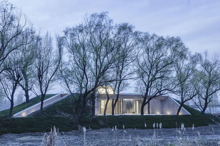 santuario-budista-en-invierno