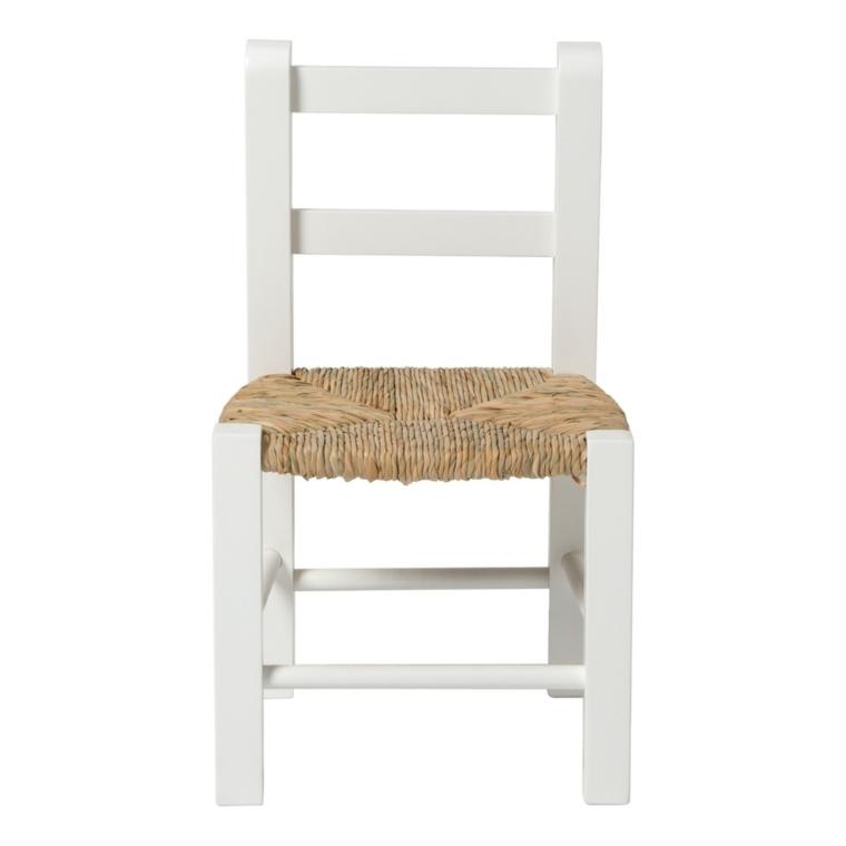 Habitaciones infantiles ideas y opciones del corte ingl s for Silla madera blanca