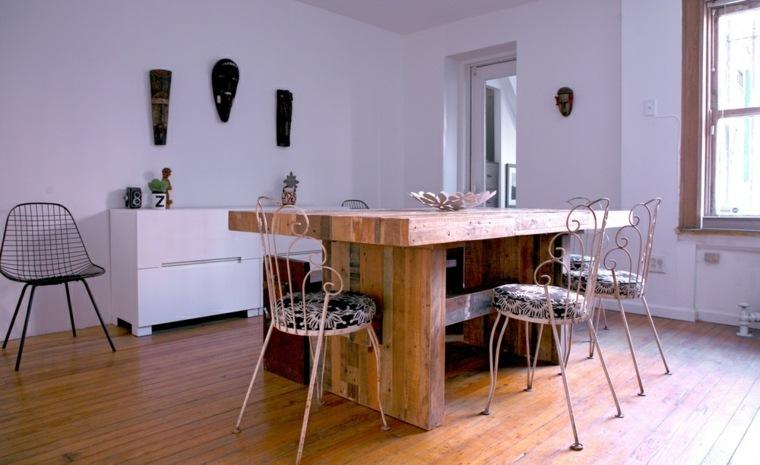 salón comedor moderno