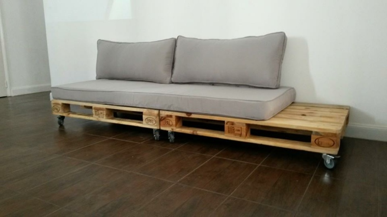 construir muebles de palets