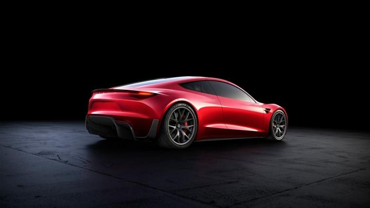 el nuevo Tesla Roadster