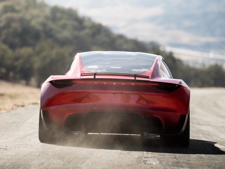 Tesla Roadster nuevo modelo