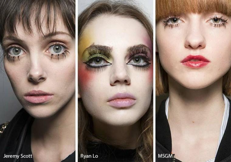 tipos de maquillaje sombras