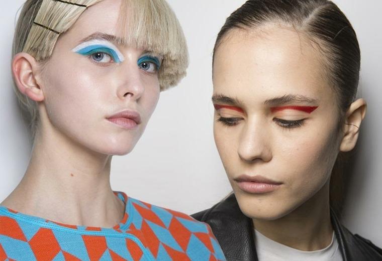 tipos de maquillaje tendencias