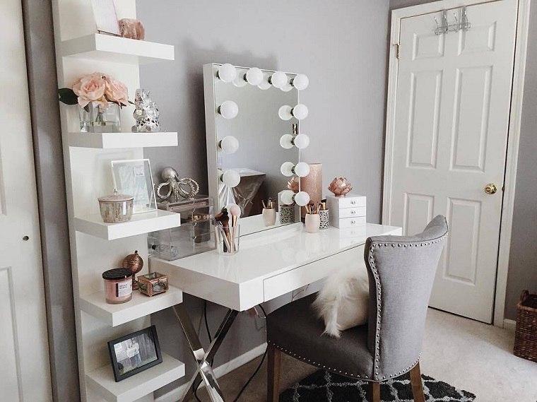 tocadores de maquillaje-estilo-habitacion-estilo