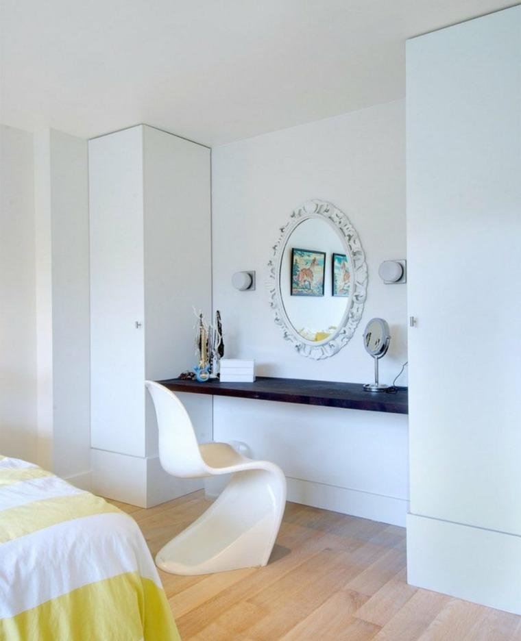 tocadores de maquillaje-ideas-dormitorio