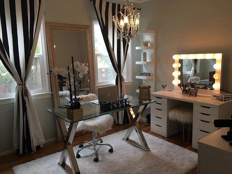 tocadores-de-maquillaje-oficina-casa-opciones