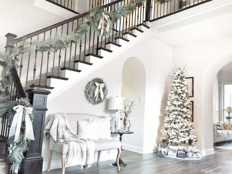 cómo escoger los adornos de Navidad