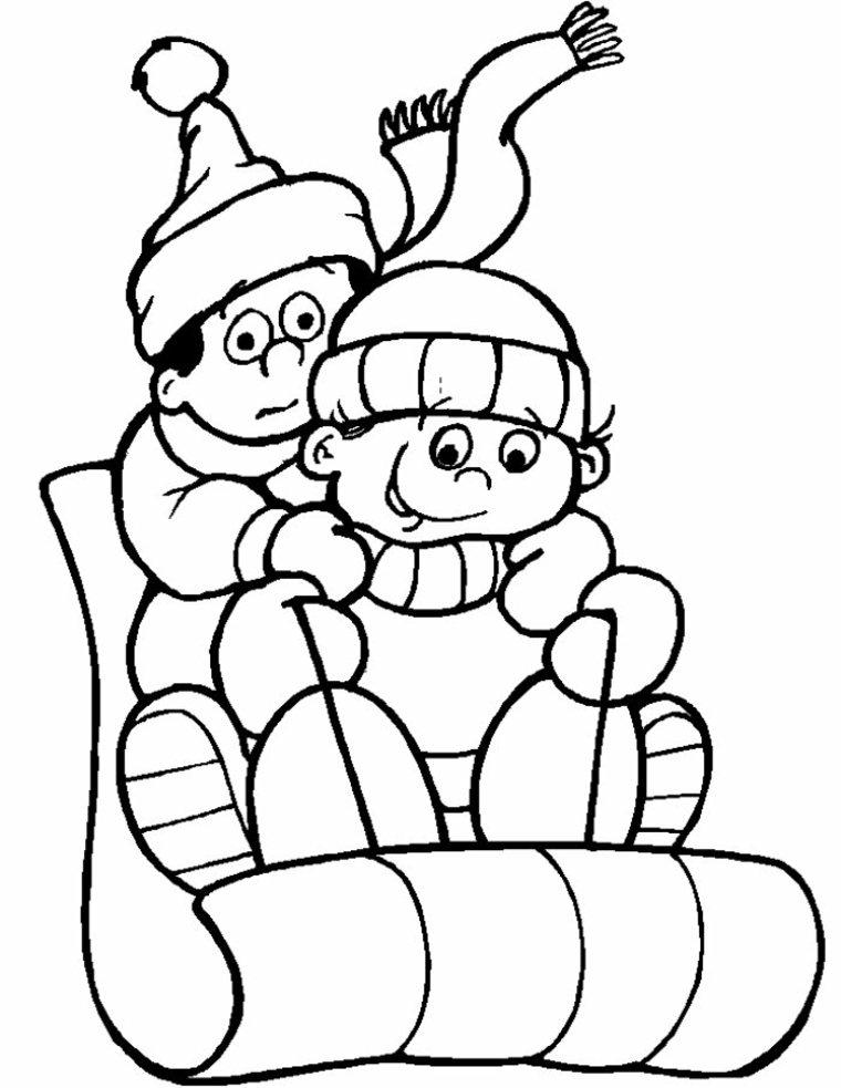trineo-con-ninos