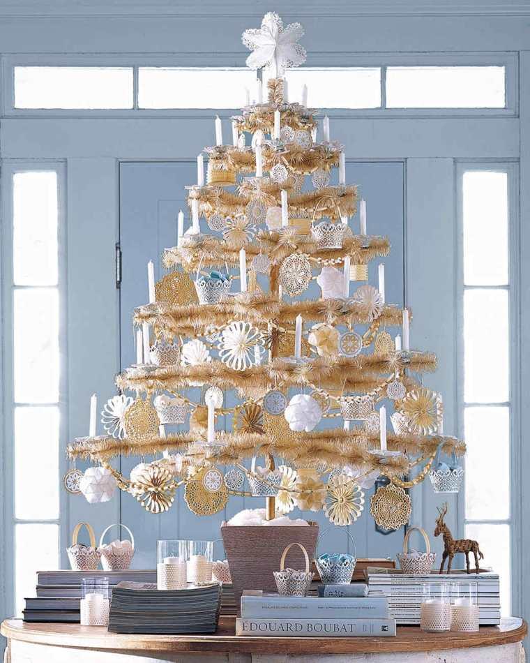 Cómo adornar un árbol de Navidad de manera creativa y diferente