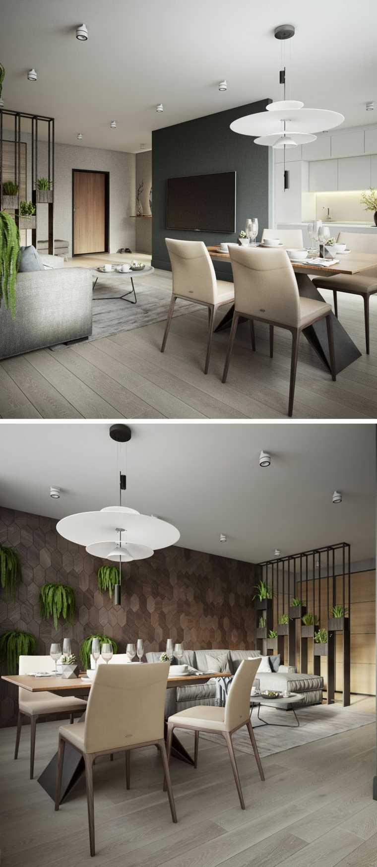 apartamento moderno en Moscú