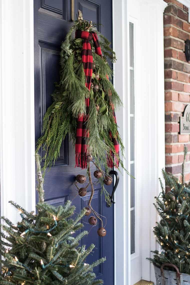 decorar la puerta de entrada