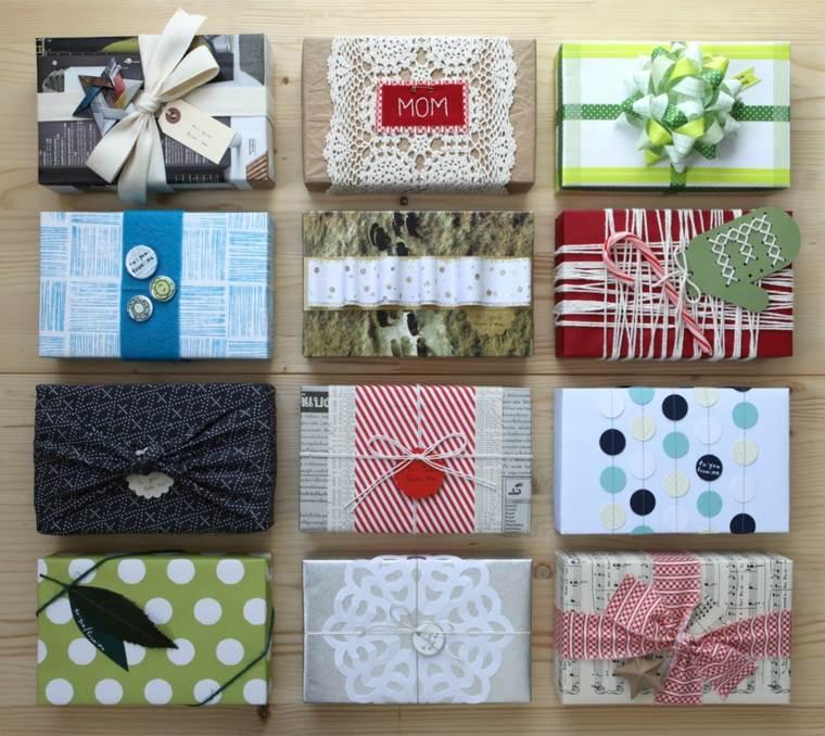 Envolver regalos de forma original-ideas