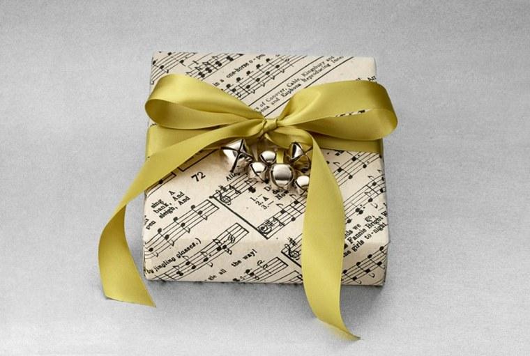 Envolver regalos de forma original-notas