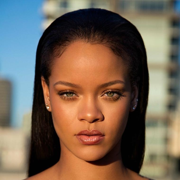 Rihanna-retrato