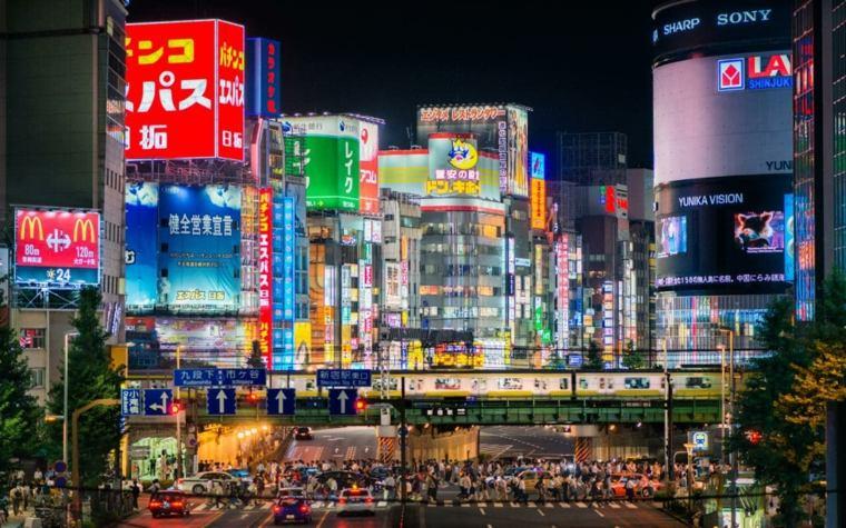 Tokyo-Japon