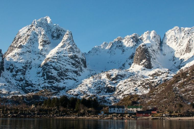 Trollfiord-Noruega