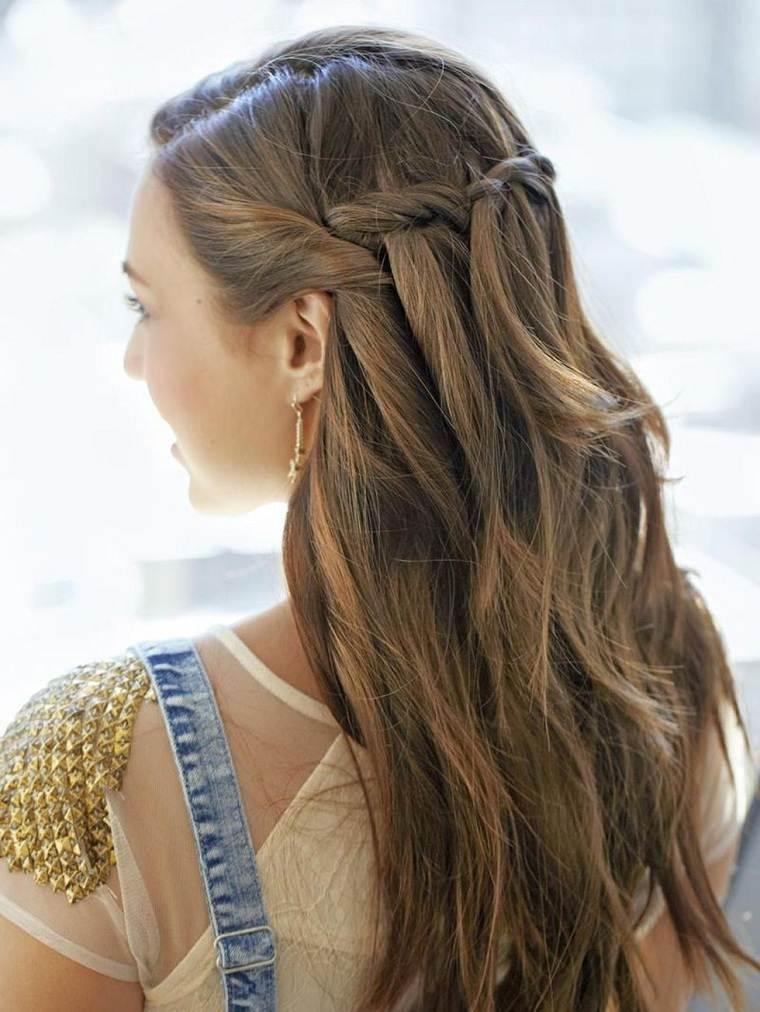 año nuevo-peinado-ideas-fiesta-pelo-suelto