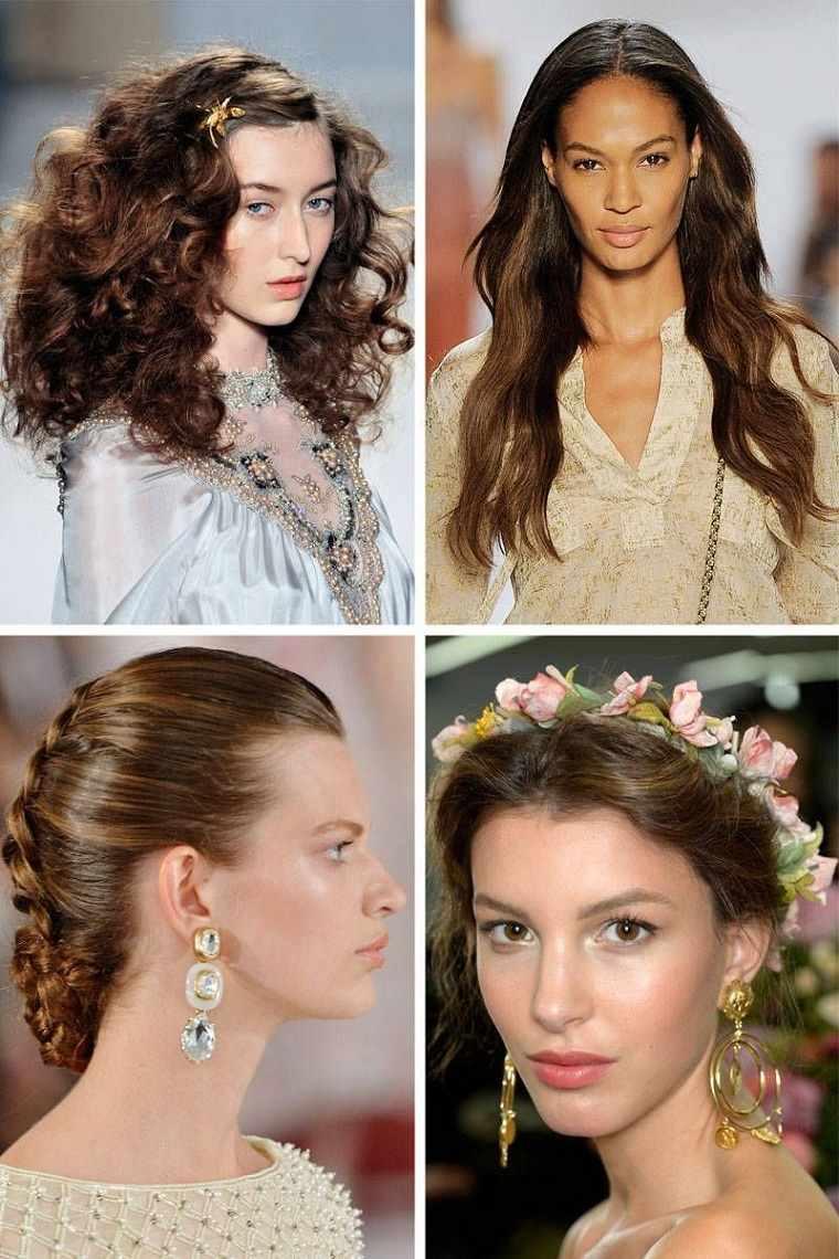 Ano Nuevo 2018 35 Peinados Elegantes Para Fin De Ano
