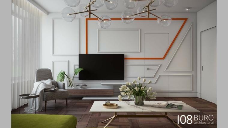 apartamento de cuatro habitaciones en Velton Park